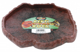 Zoo Med Repti Rock Feed Dish, Large 10 inches x 8 inches - free post